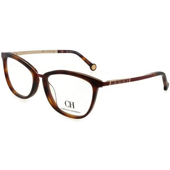 fff32a5eca0c Carolina Herrera Accessories | Vhe0940sah52 Eyeglasses | Poshmark